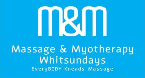 Massage & Myotherapy Whitsundays Logo